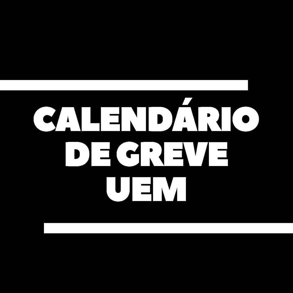 Calendario Uem.Em Reuniao Comando Sindical Docente Define Calendario De Greve Dos